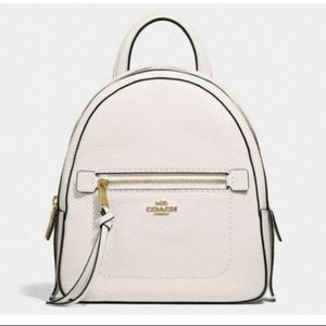 Coach Andi small backpack purse
